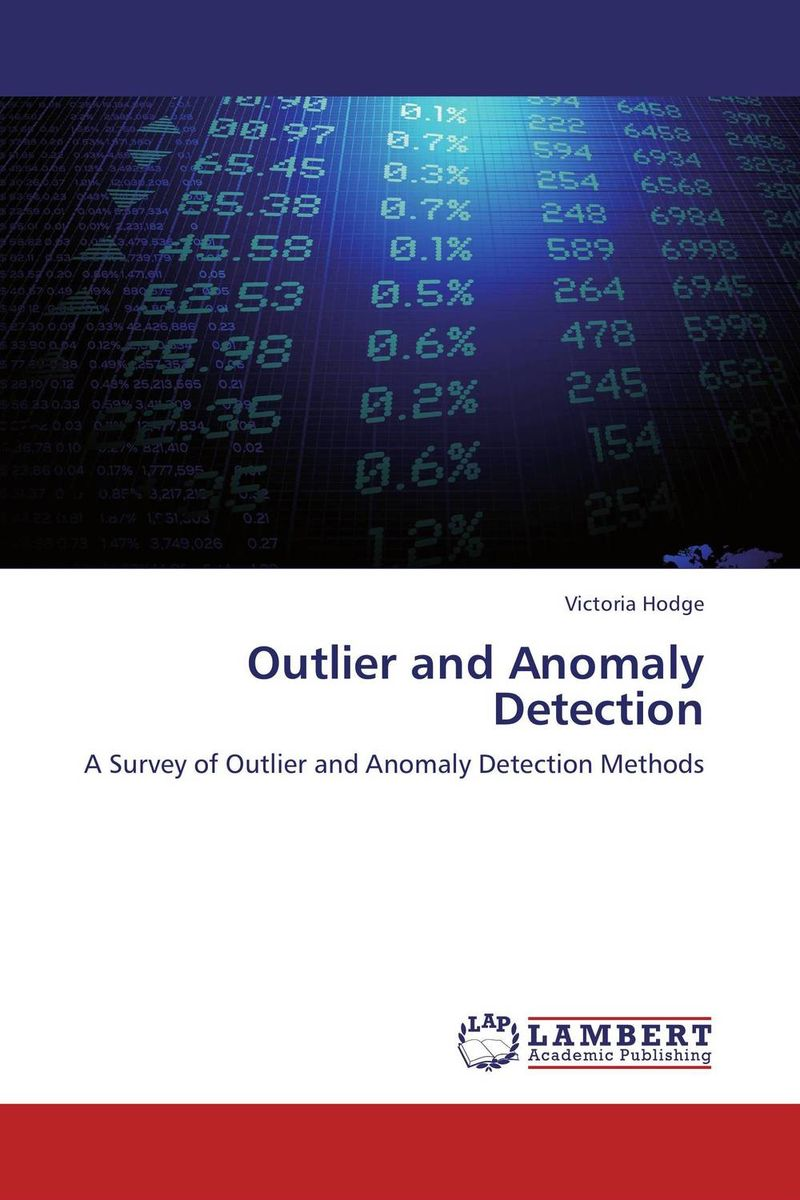 Outlier and Anomaly Detection spatio temporal anomaly detector