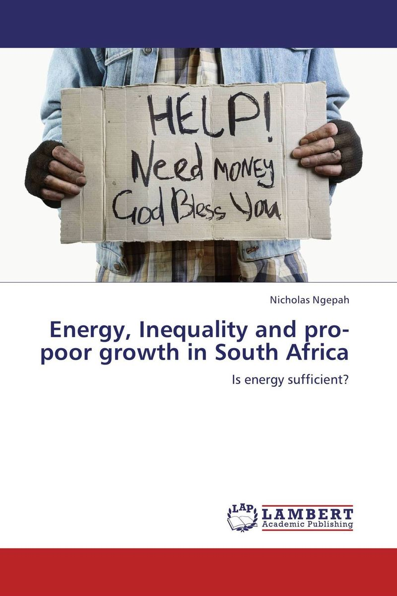 Energy, Inequality and pro-poor growth in South Africa anne klein 1196 rgwt