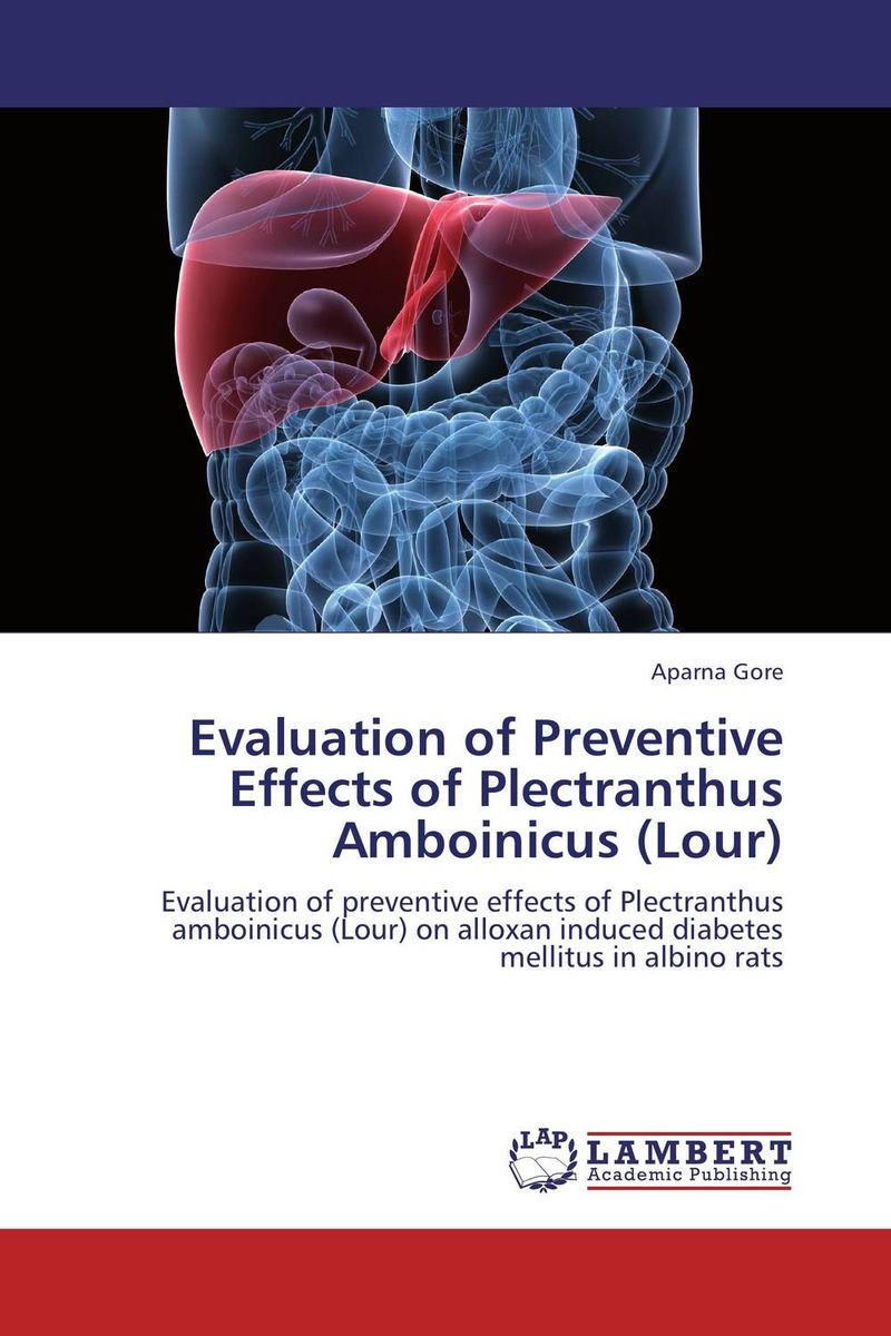 Evaluation of Preventive Effects of Plectranthus Amboinicus (Lour) evaluation of preventive effects of plectranthus amboinicus lour