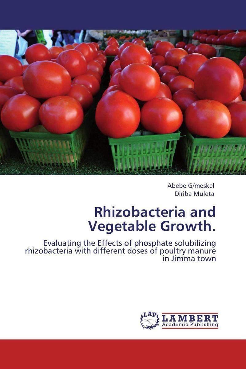 Rhizobacteria and Vegetable Growth. plant growth promoting rhizobacteria