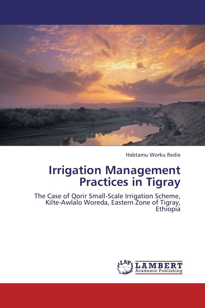 Irrigation Management Practices in Tigray surendra kumar rai rajesh d pandya and sumit r salunkhe participatory irrigation management