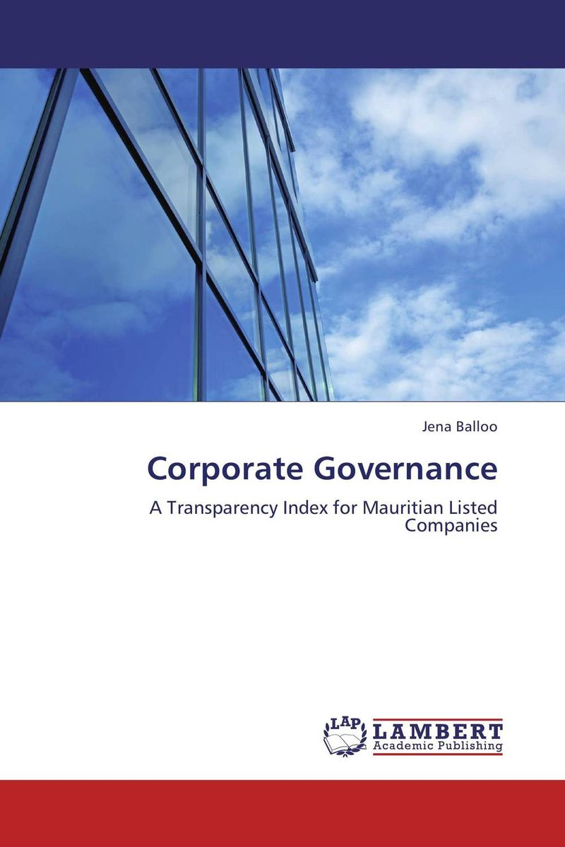 Corporate Governance corporate governance special reference to listed companies in ap