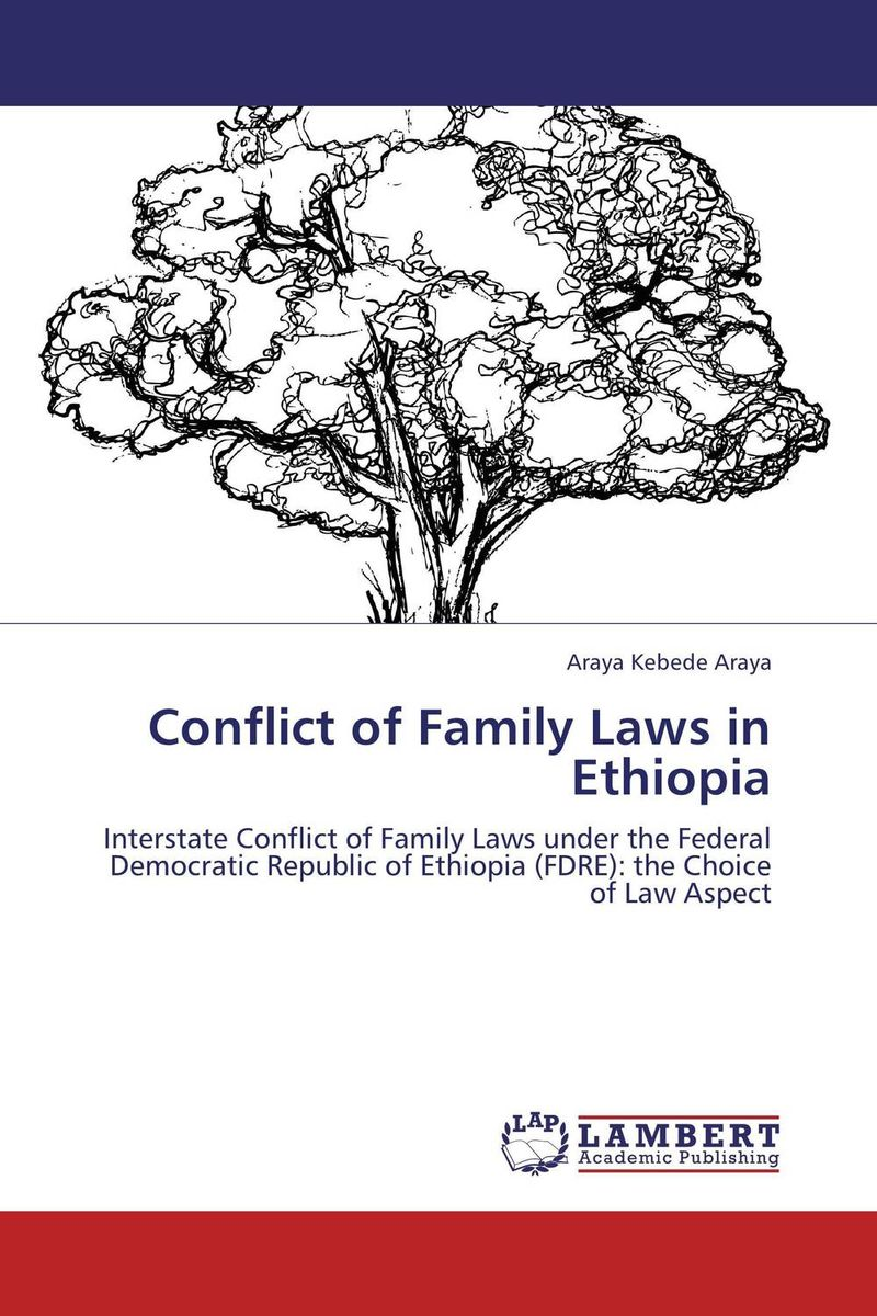 Conflict of Family Laws in Ethiopia conflict of family laws in ethiopia