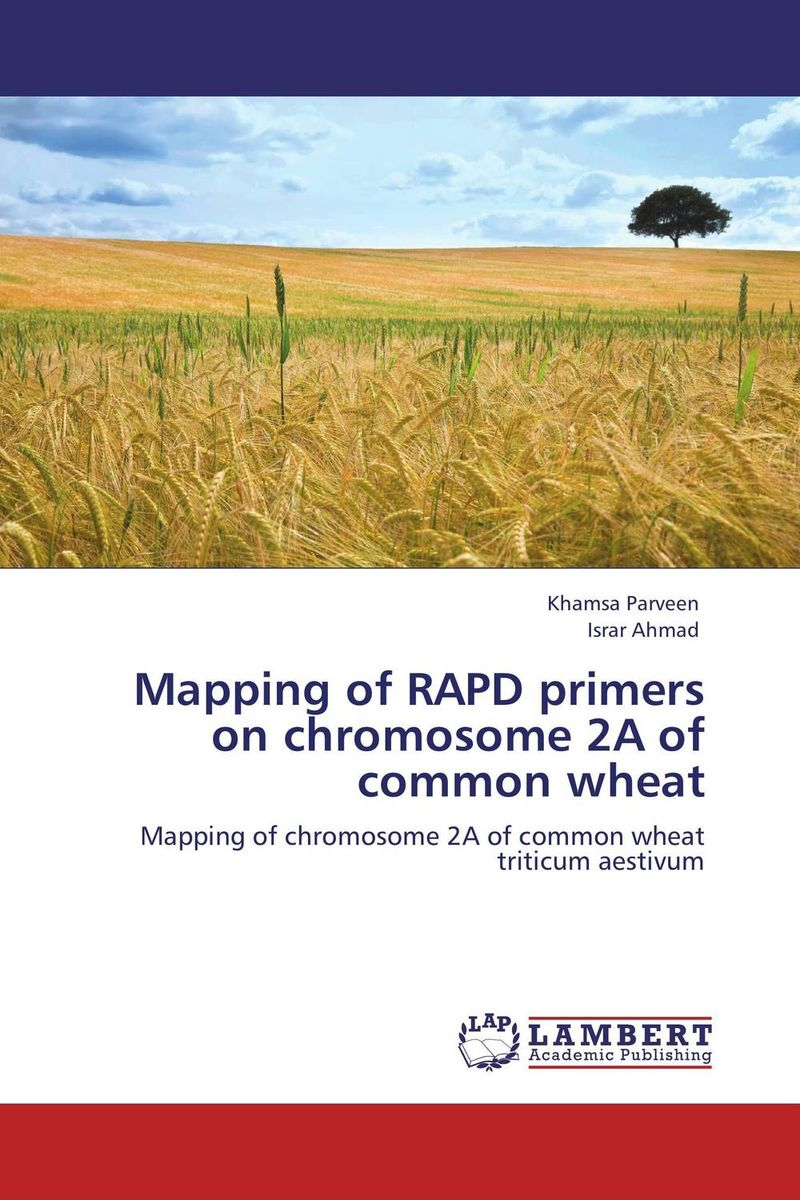 Mapping of RAPD primers on chromosome 2A of common wheat the common link