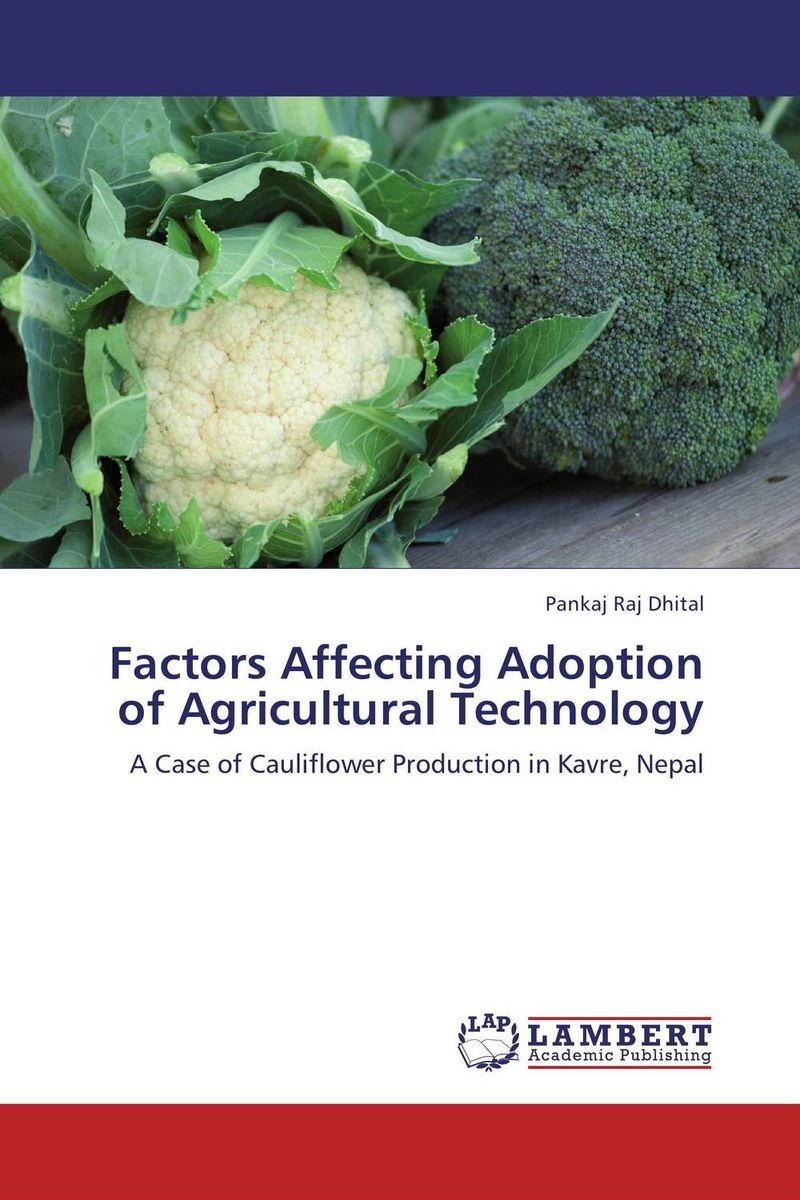 цены на Factors Affecting Adoption of Agricultural Technology в интернет-магазинах