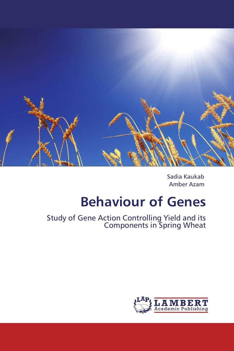 Behaviour of Genes purnima sareen sundeep kumar and rakesh singh molecular and pathological characterization of slow rusting in wheat