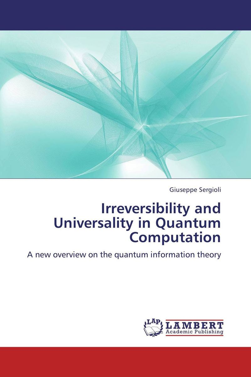 Irreversibility and Universality in Quantum Computation