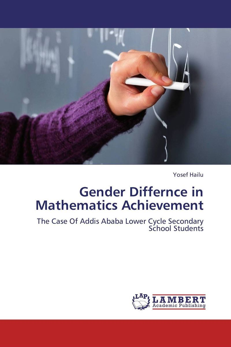 Gender Differnce in Mathematics Achievement practical manual on applied mathematics