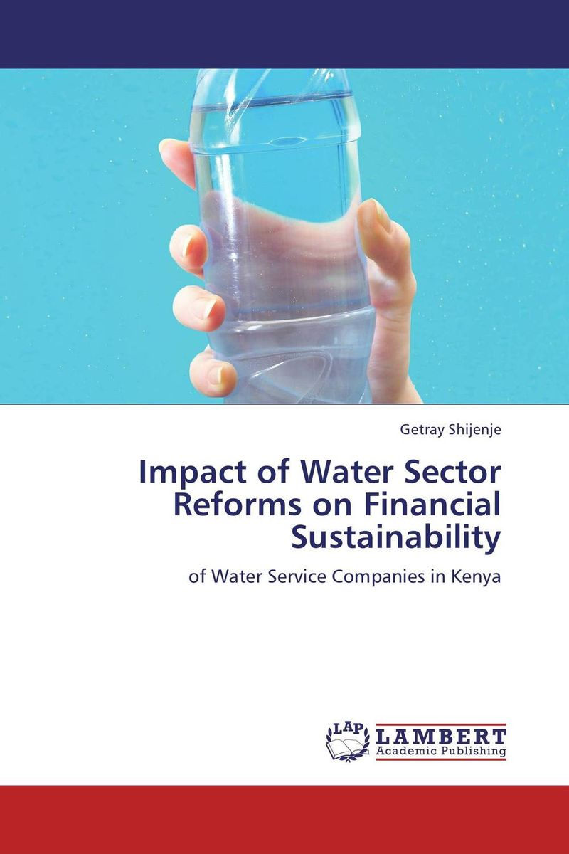 Impact of Water Sector Reforms on Financial Sustainability bride of the water god v 3