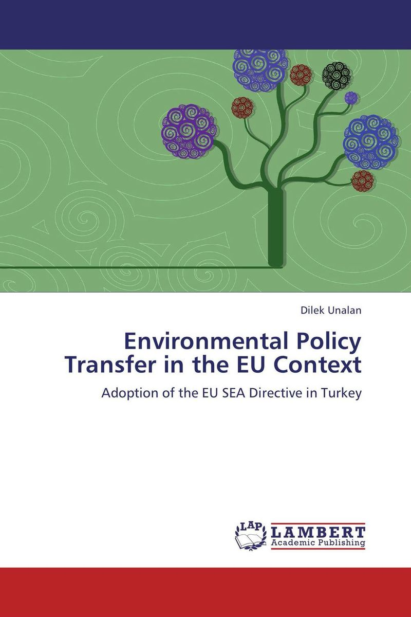 Environmental Policy Transfer in the EU Context public participation in practice in european water framework directive