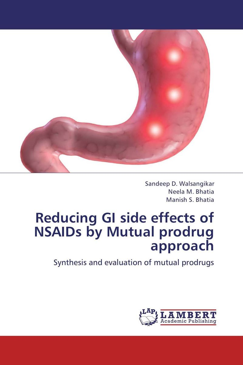 Reducing GI side effects of NSAIDs by Mutual prodrug approach our mutual friend