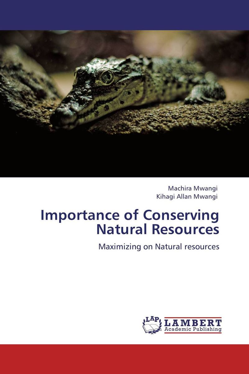 Importance of Conserving Natural Resources seeing things as they are