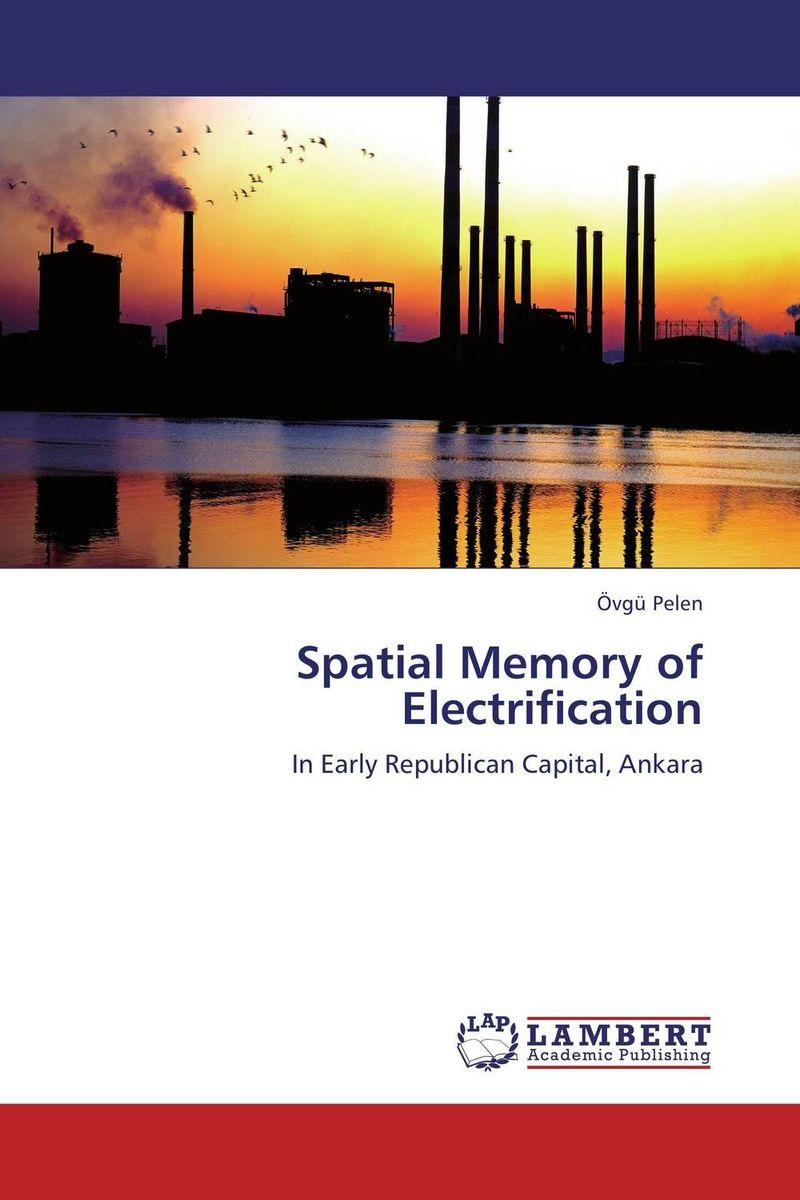 Spatial Memory of Electrification psychiatric disorders in postpartum period