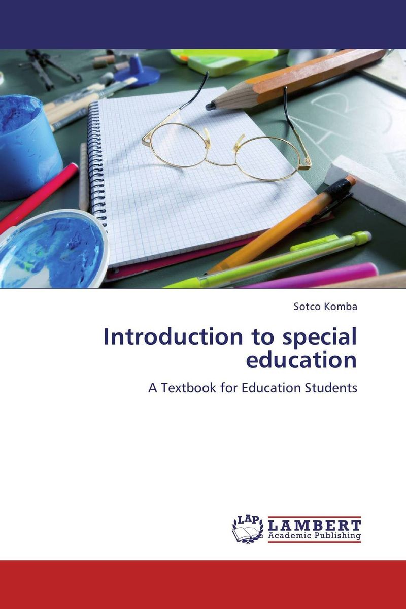 Introduction to special education education special educational needs