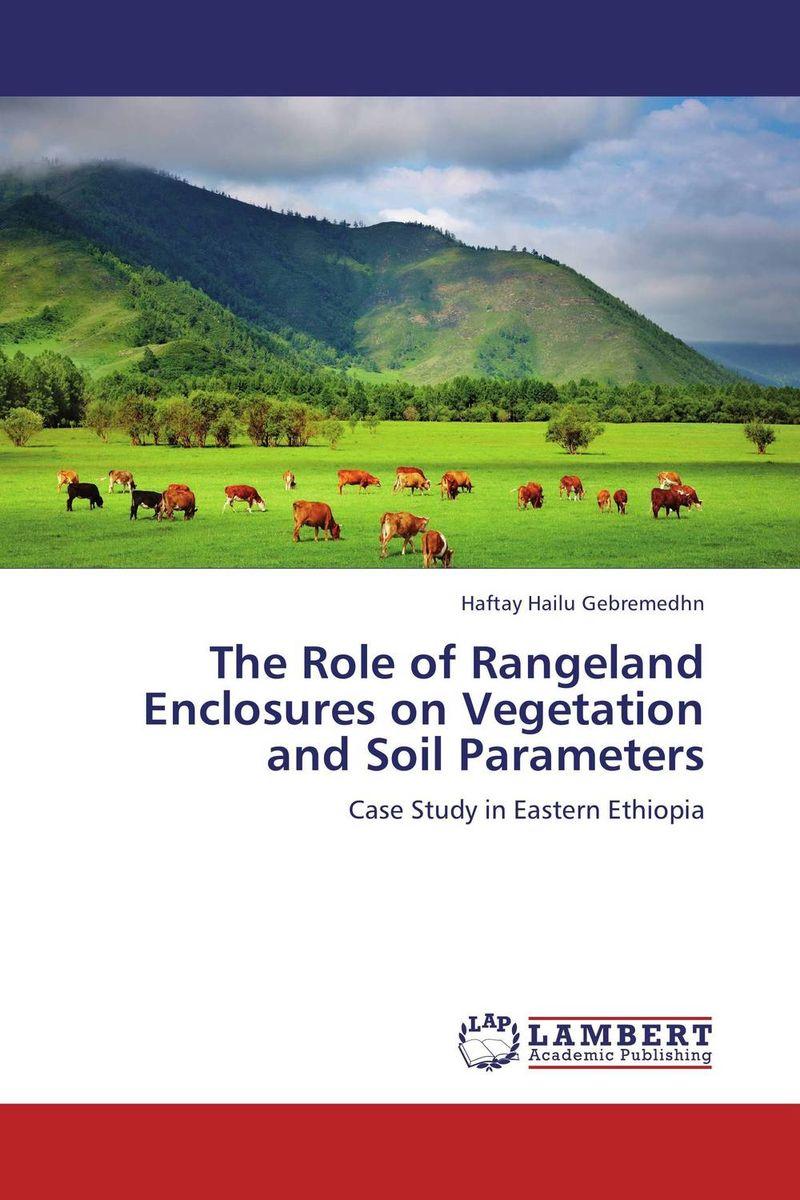 The Role of Rangeland Enclosures on Vegetation and Soil Parameters vegetation hong 30