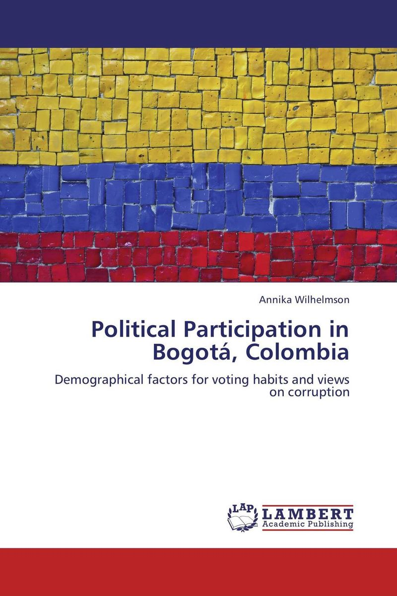 Фото Political Participation in Bogota, Colombia business and ethics in a country with political socio economic crisis