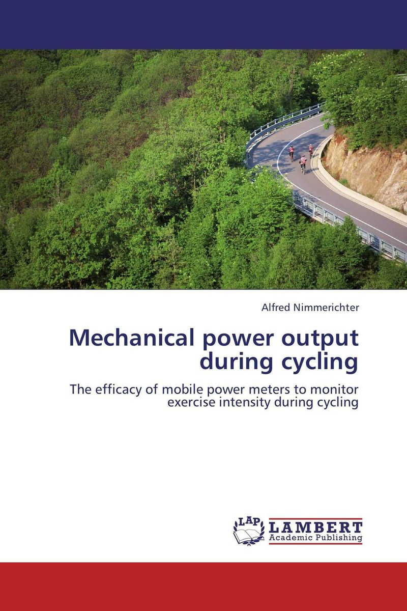 Mechanical power output during cycling
