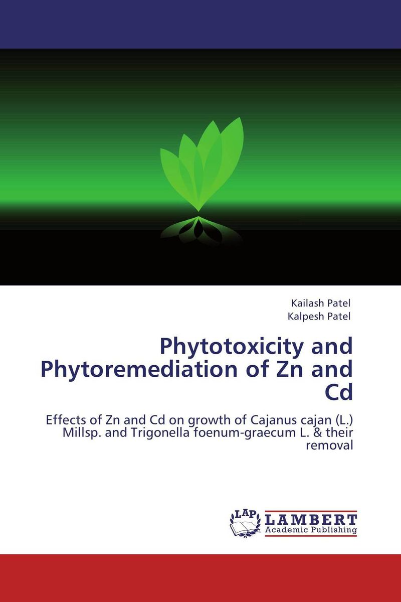 Phytotoxicity and Phytoremediation of Zn and Cd pastoralism and agriculture pennar basin india