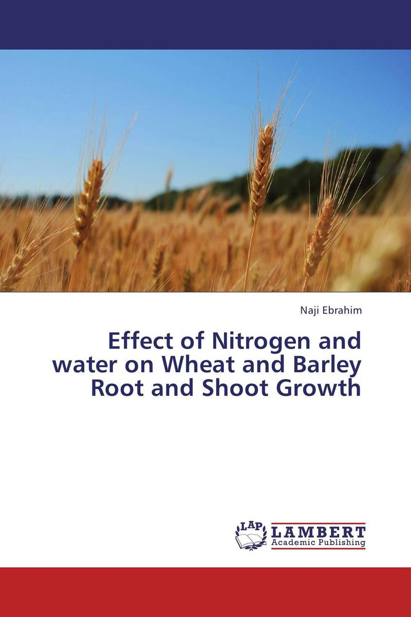 Effect of Nitrogen and water on Wheat and Barley Root and Shoot Growth the teeth with root canal students to practice root canal preparation and filling actually