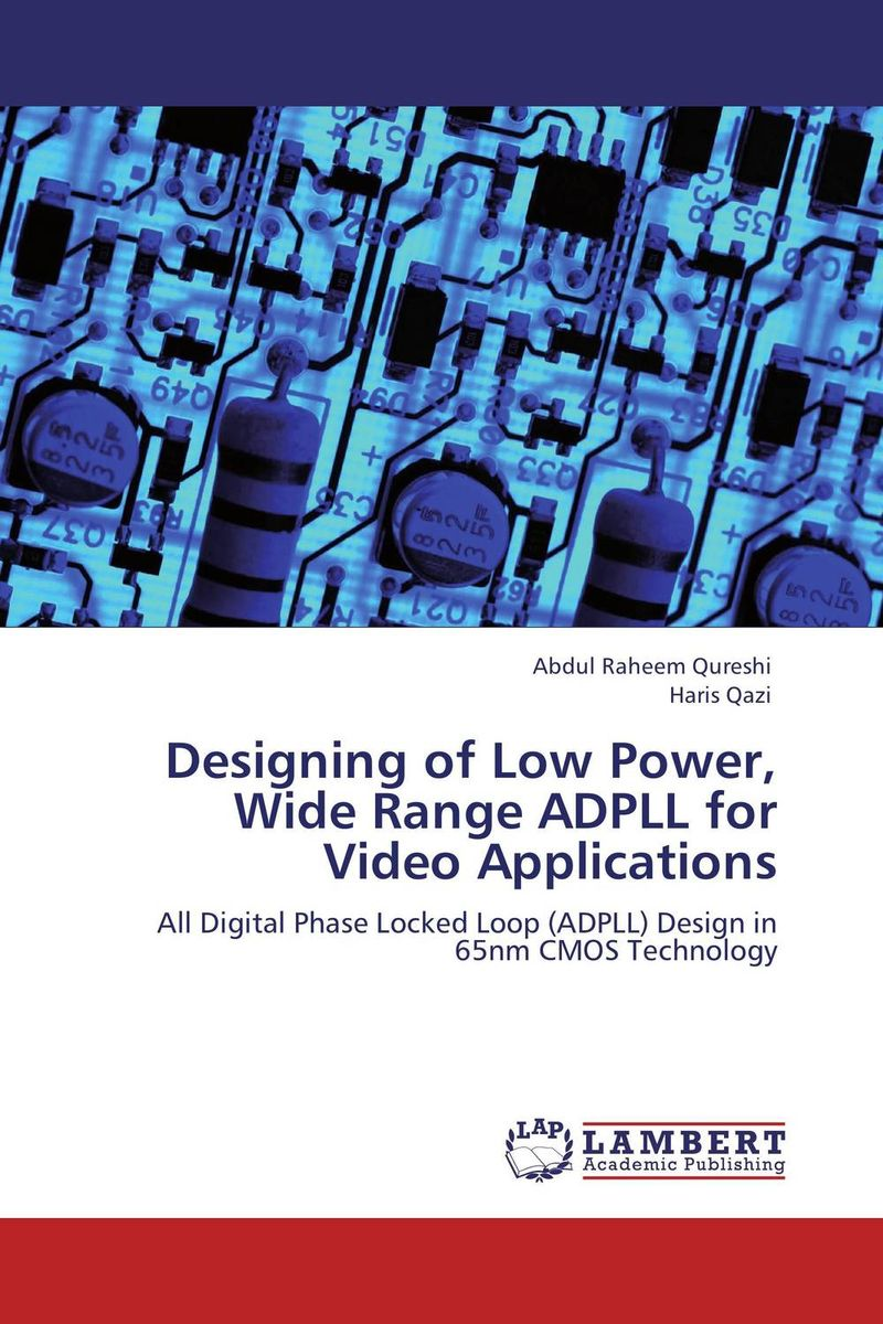 все цены на Designing of Low Power, Wide Range ADPLL for Video Applications