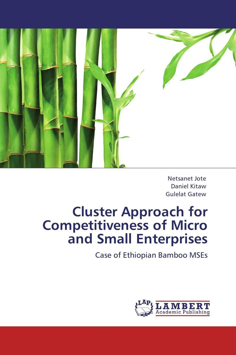 Cluster Approach for Competitiveness of Micro and Small Enterprises study of global competitiveness of indian and chinese