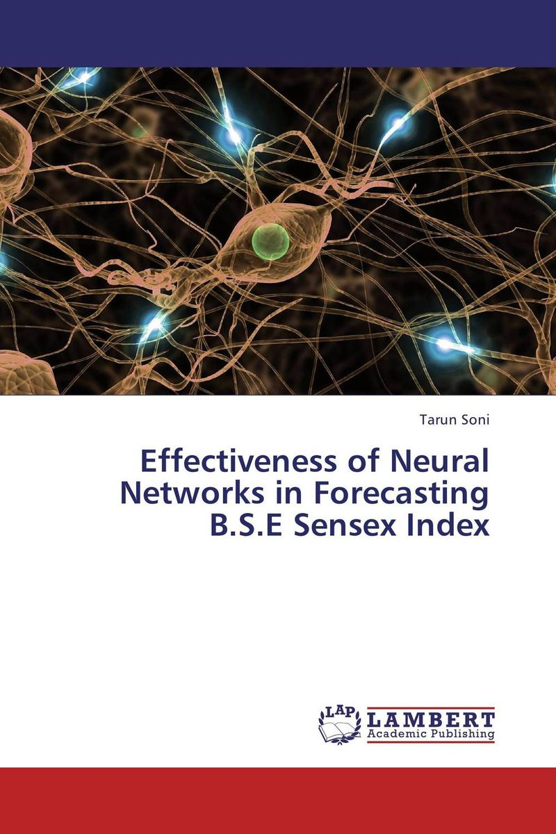 Effectiveness of Neural Networks in Forecasting B.S.E Sensex Index linear regression models with heteroscedastic errors