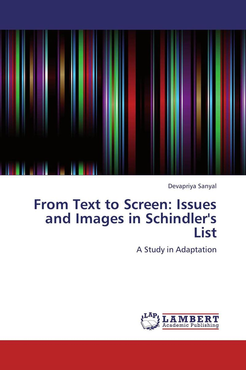 From Text to Screen: Issues and Images in Schindler's List european stamp issues of the second world war images of triumph deceit and despair