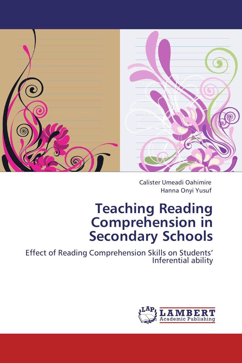 Teaching Reading Comprehension in Secondary Schools bargerei jepkoech enrolment levels in secondary schools