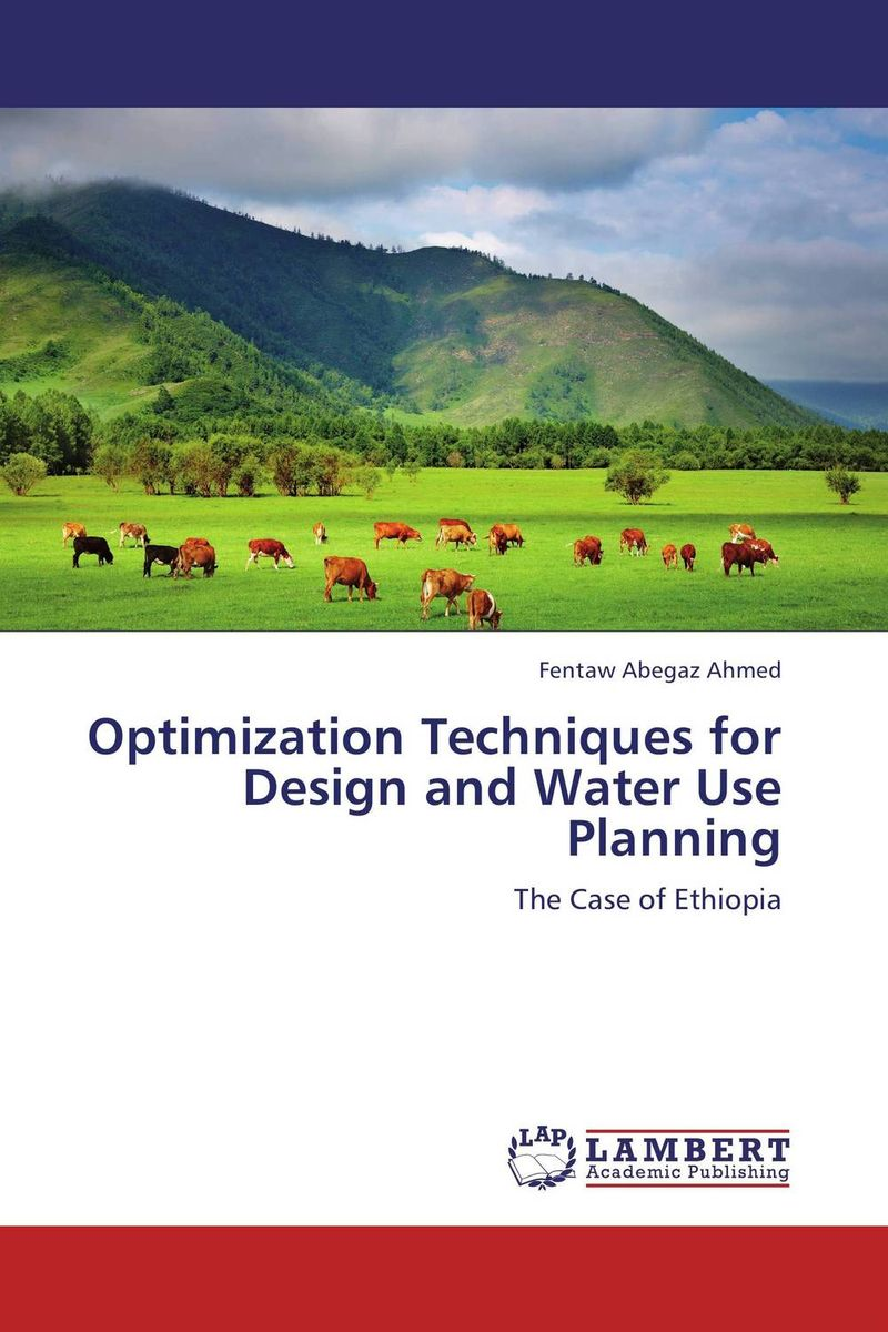 Optimization Techniques for Design and Water Use Planning бокорезы kendo 160мм
