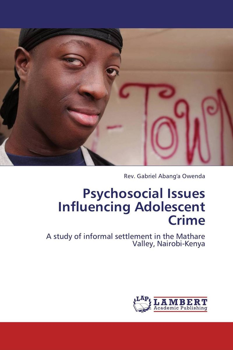 Psychosocial Issues Influencing Adolescent Crime postpartum psychosocial support