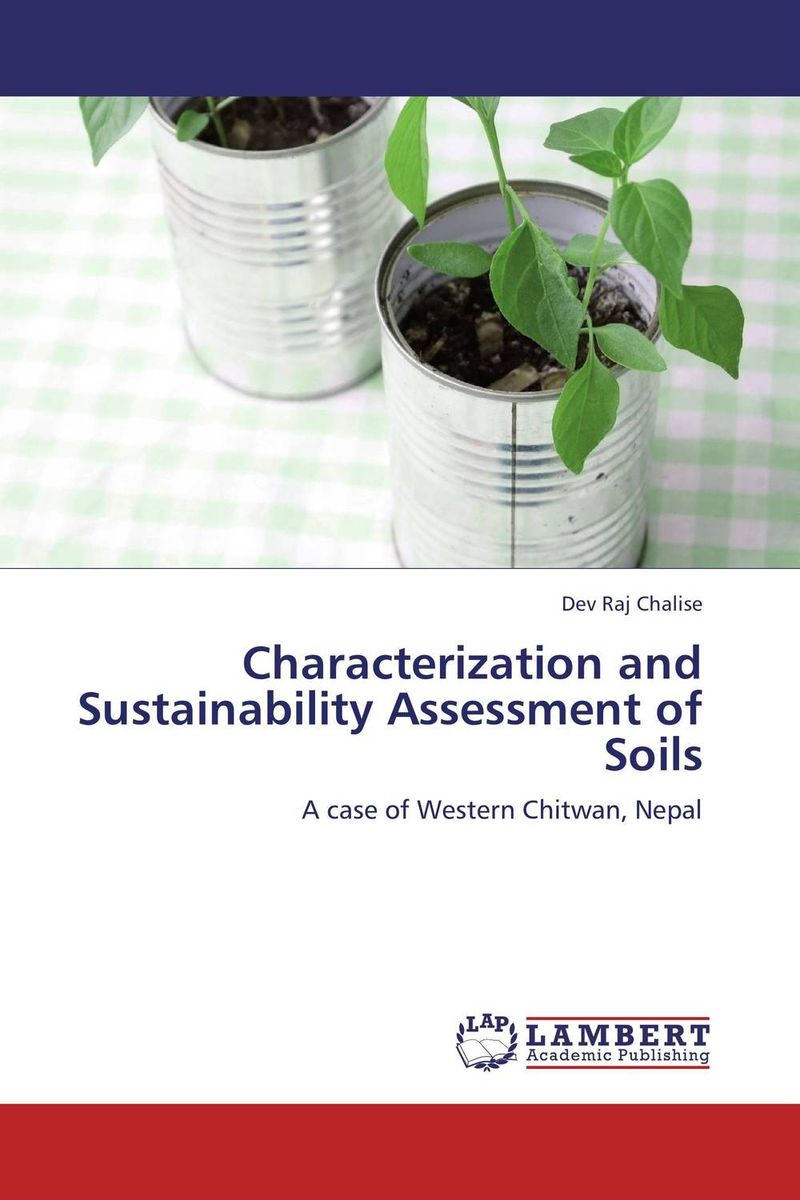 Characterization and Sustainability Assessment of Soils soil ph