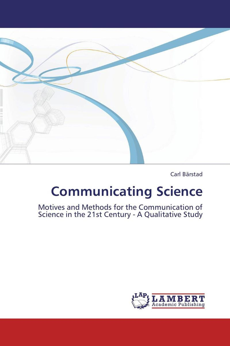 Communicating Science озонатор бытовой days of science and technology tm gstcs 5g