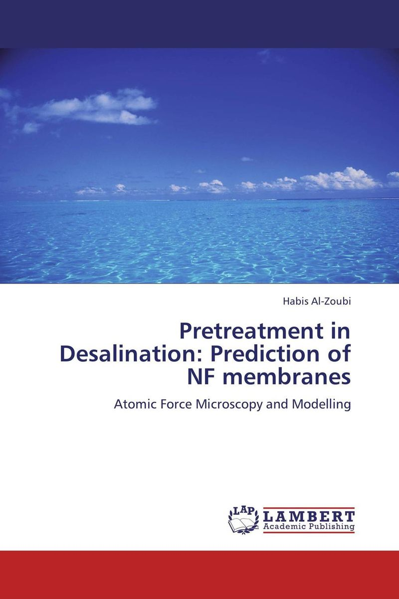 Pretreatment in Desalination: Prediction of NF membranes купить
