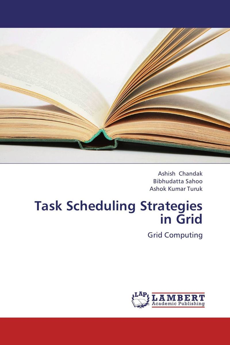 Task Scheduling Strategies in Grid communications architecture in support of grid computing
