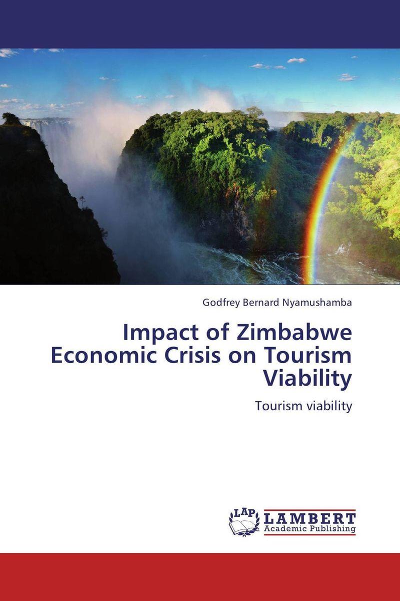 Impact of Zimbabwe Economic Crisis on Tourism Viability suh jude abenwi the economic impact of climate variability