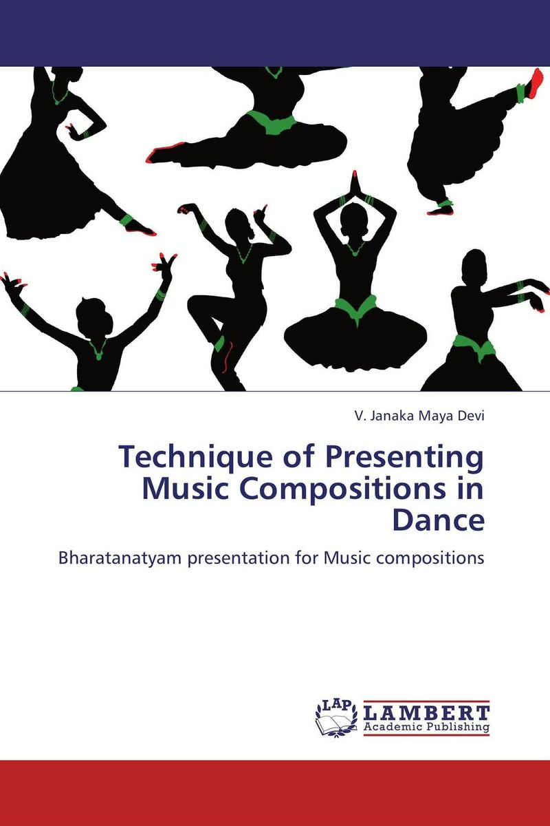 Technique of Presenting Music Compositions in Dance
