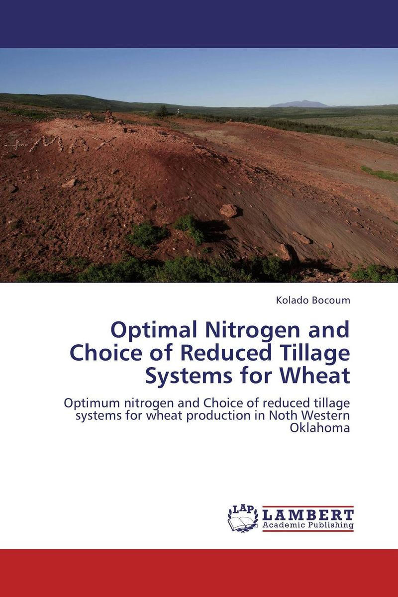 Optimal Nitrogen and Choice of Reduced Tillage Systems for Wheat purnima sareen sundeep kumar and rakesh singh molecular and pathological characterization of slow rusting in wheat
