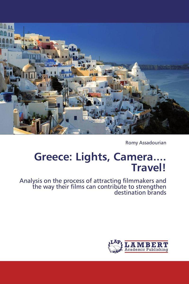 Greece: Lights, Camera.... Travel!