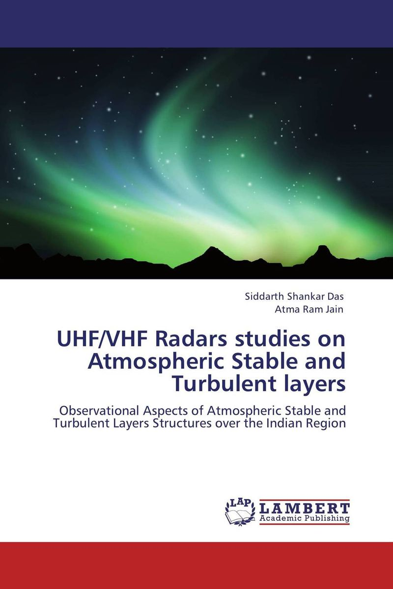 UHF/VHF Radars studies on Atmospheric Stable and Turbulent layers купить