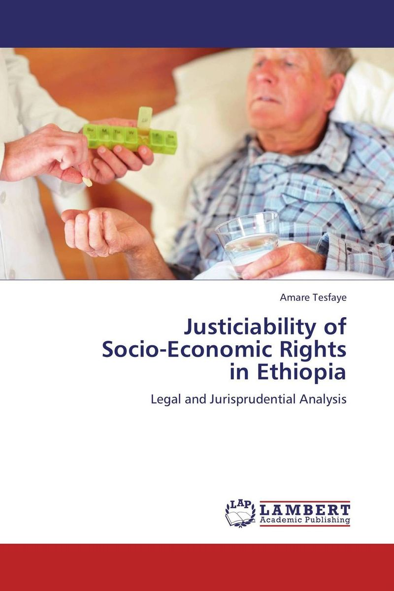 Justiciability of  Socio-Economic Rights  in Ethiopia gender and socio economic wellbeing of older persons in nigeria