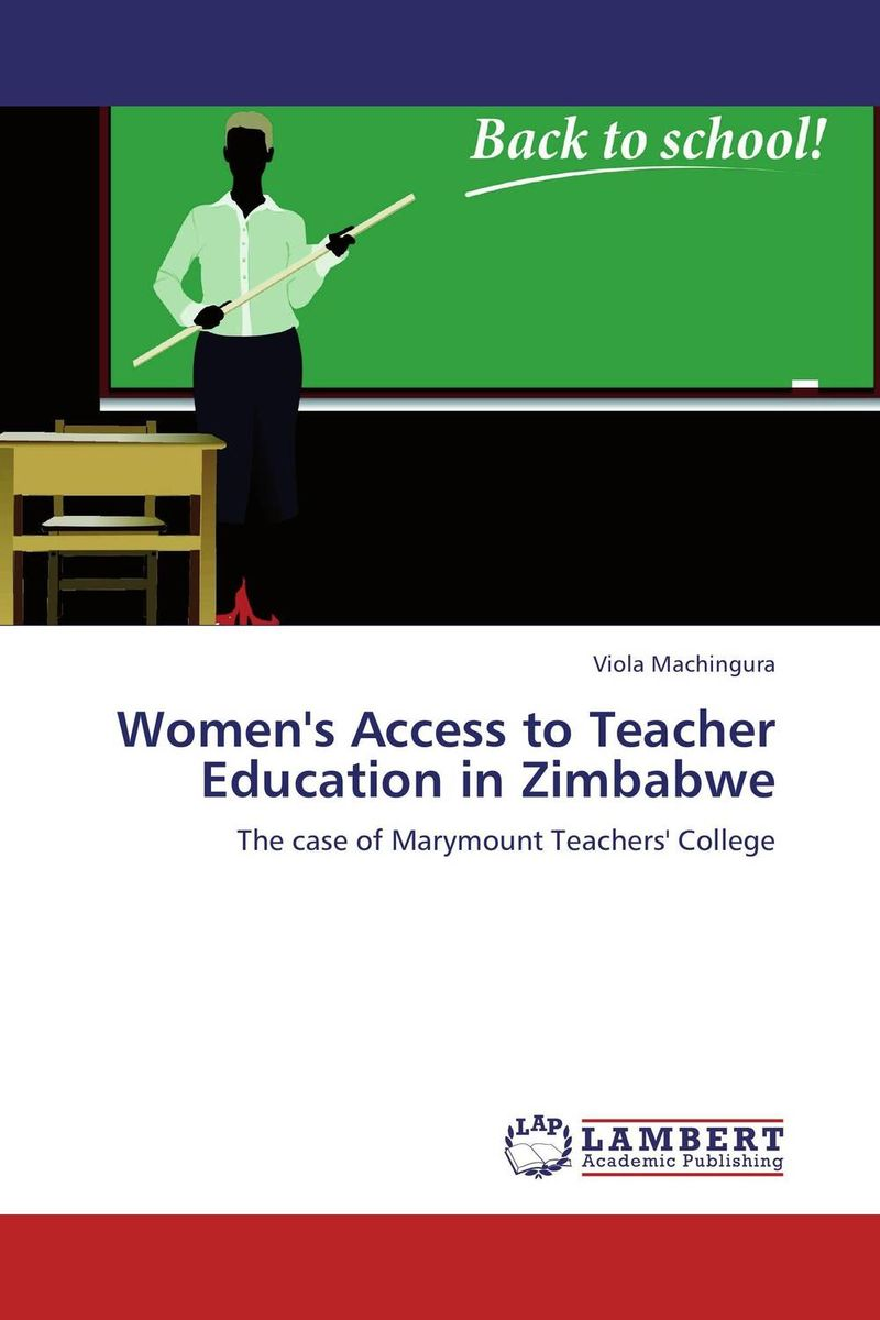 Women's Access to Teacher Education in Zimbabwe antonaros s the teacher s basic tools the teacher as manager
