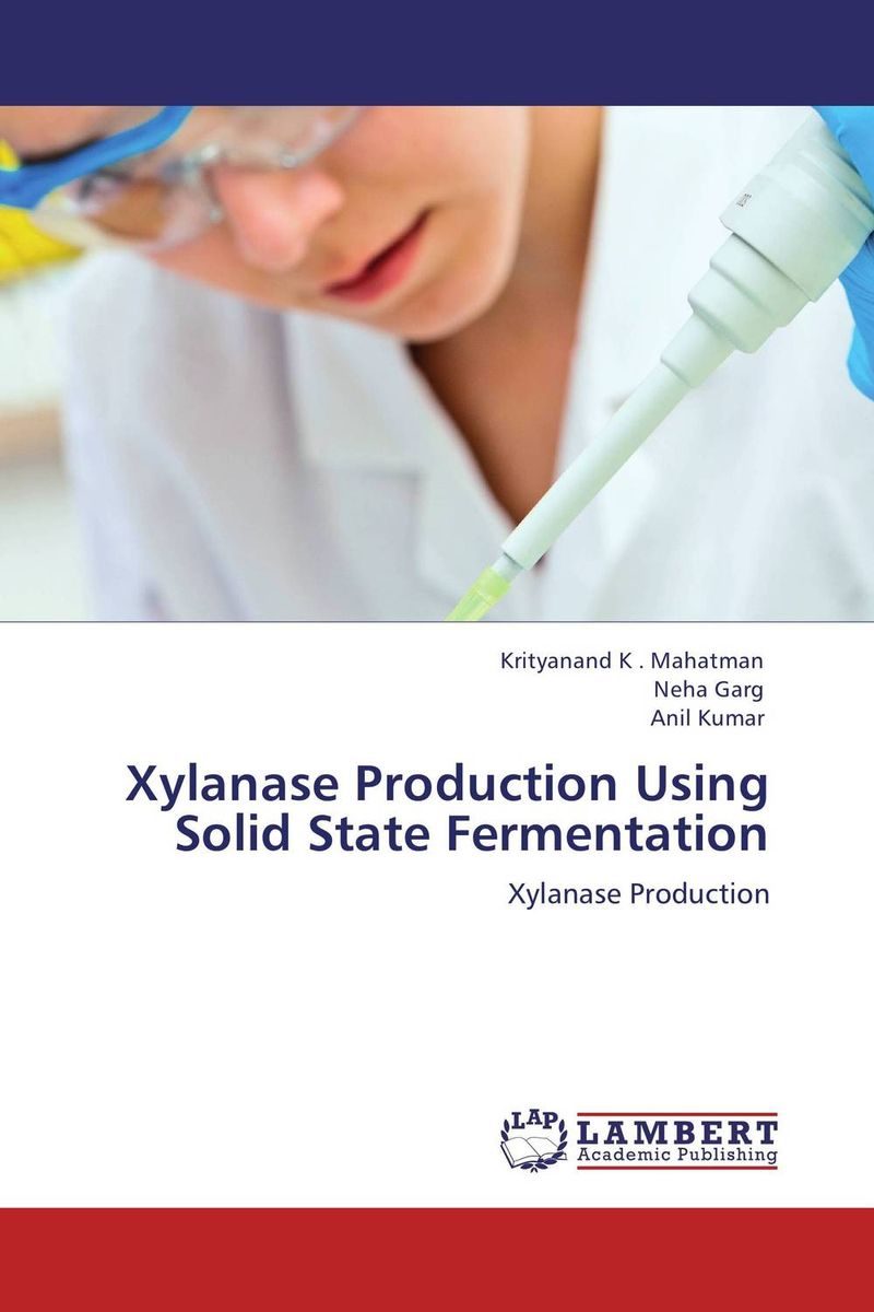 Xylanase Production Using Solid State Fermentation affair of state an