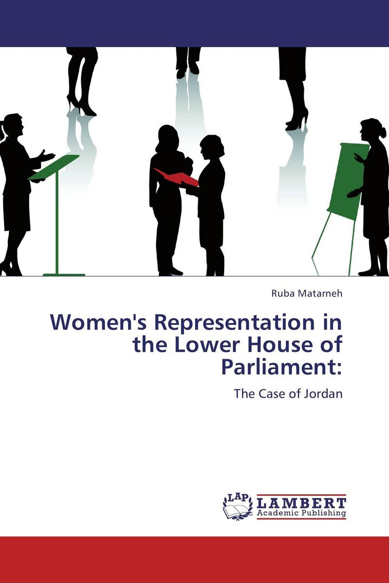 Women's Representation in the Lower House of Parliament: partners lp cd