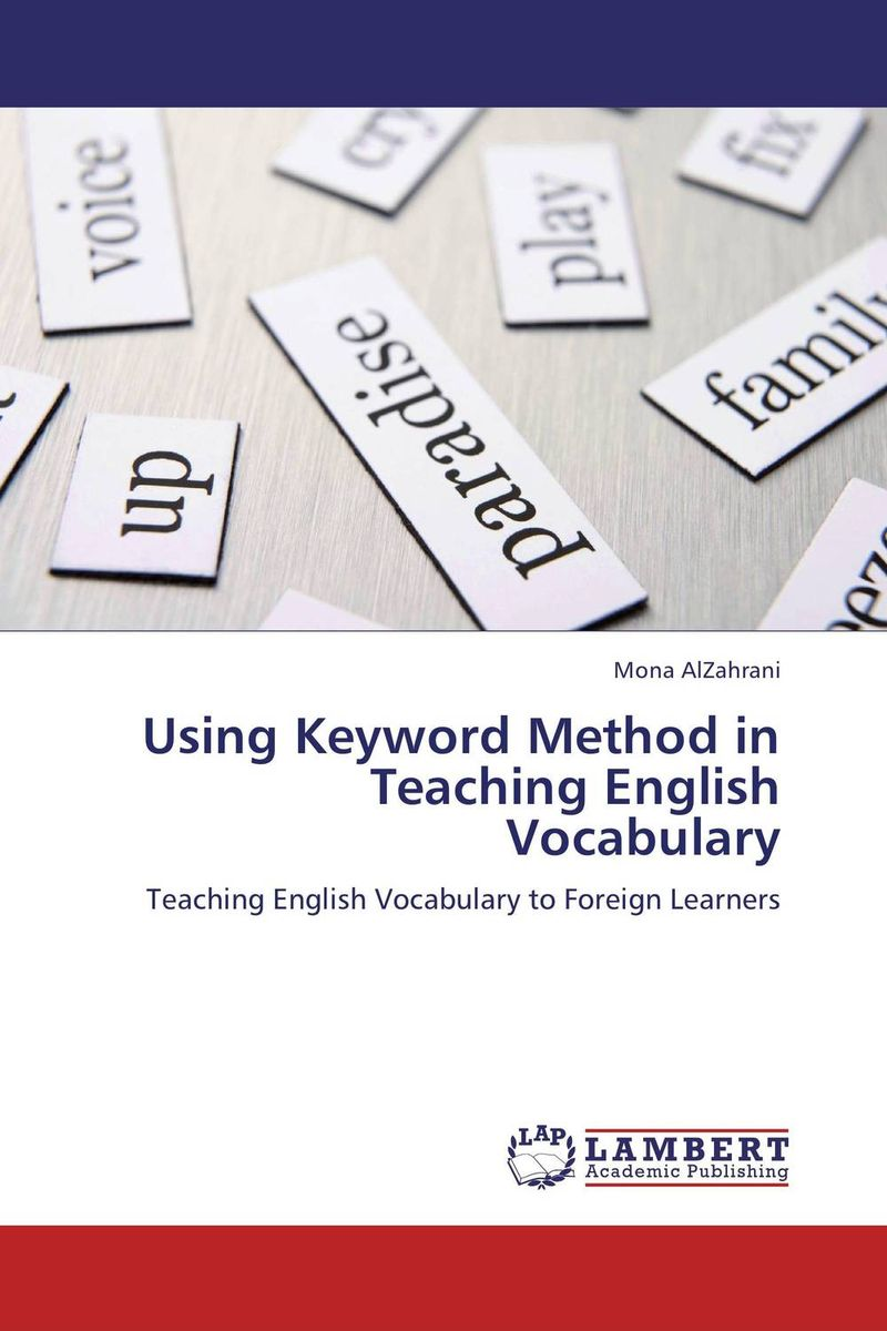 Using Keyword Method in Teaching English Vocabulary купить