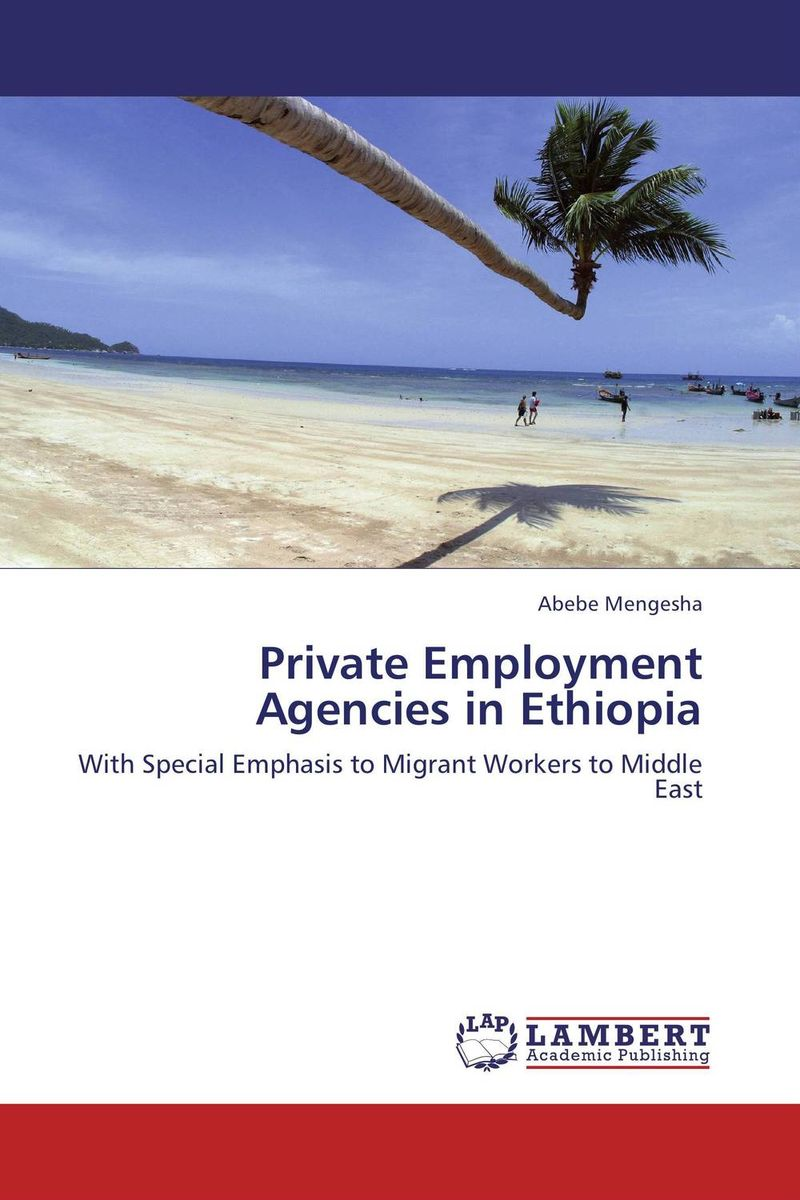 Private Employment Agencies in Ethiopia чашка кружка carmani чашка с блюдцем осень а муха car2 539 5003