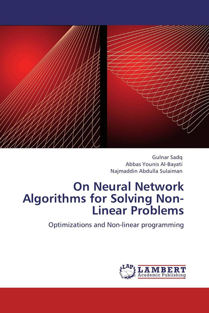 On Neural Network Algorithms for Solving Non- Linear Problems non linear theory of elasticity and optimal design