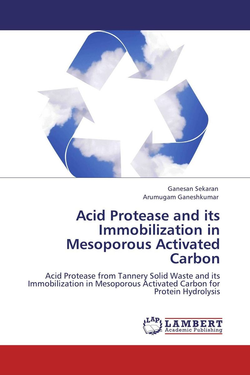 Acid Protease and its Immobilization in Mesoporous Activated Carbon serine protease inhibitors