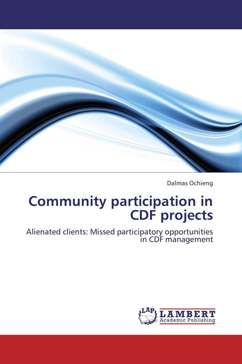 Community participation in CDF projects eu committees