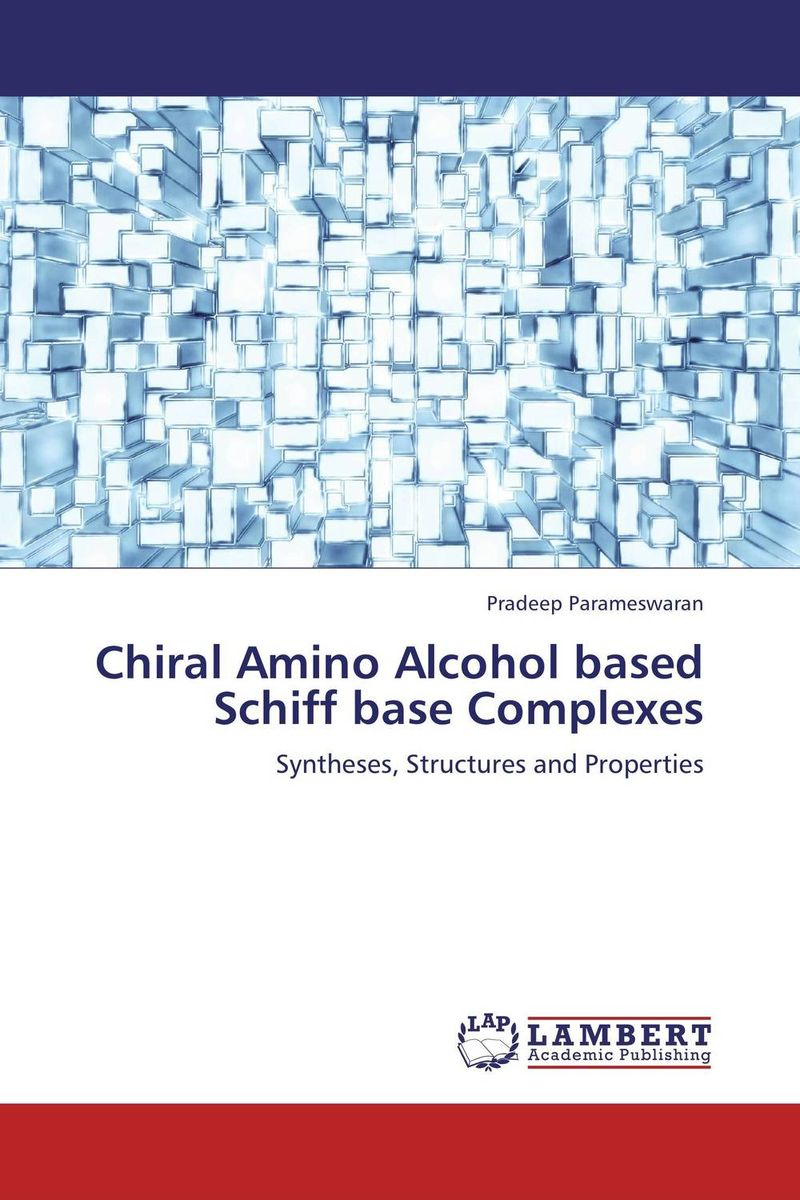 Chiral Amino Alcohol based Schiff base Complexes spectroscopic studies on some novel complexes