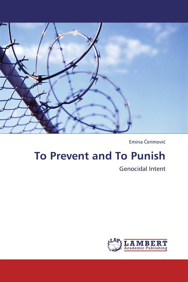цена на To Prevent and To Punish